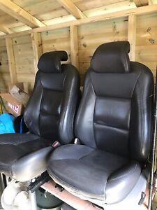 Saab 9-5 Aero Front Leather Seats