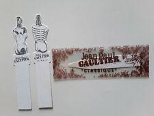 """GAULTIER   """"  Classique   """" 3 cartes différentes   """"   Photos."""