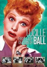 Lucille Ball: First Lady of Comedy (DVD, 2014, 2-Disc Set) NEW