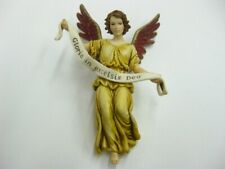 Angel Figurine Nativity Set Presepio Pesebre Manger Scene Figura Angel Landi