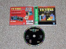 Tetris Plus Playstation Complete Greatest Hits