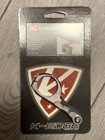 K-Edge Go-Big Pro Handlebar Mount 31.8mm - Red - Brand New