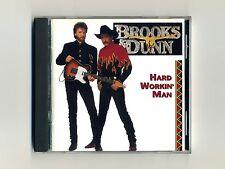 Brooks & Dunn - Hard Workin' Man [U.S. Import, 1993]