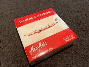 Phoenix Air Asia X Airbus A330-300 9M-XAA 1:400