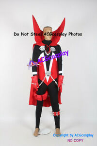 Spawn Cosplay Costume from spawn cosplay include prop items