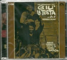 NEW Still Sealed 2 CDs - GIU' LA TESTA - Ennio Morricone - Deltatrade / Cinevox