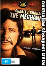 The Mechanic DVD NEW, FREE POSTAGE WITHIN AUSTRALIA REGION ALL