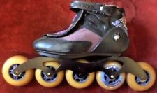 'K2' Extreme Speed Skate Boots Size 38 (7 1/2)