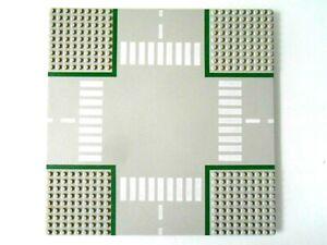 Lego Straßenplatten 25,5x25,5 zur Auswahl in verschiedenen farben