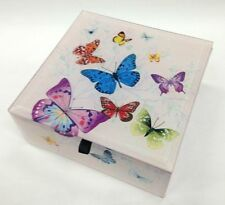 Glass Collectable Pill & Trinket Boxes