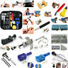 Watch Repair Tool Kit Opener Link Battery Cover Remover Spring Bar Band Pin Set