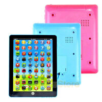 New Kids Children TABLET Computer PAD Educational Learning Toys For Boys Girl