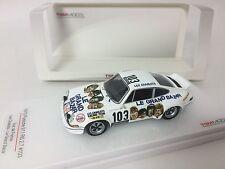 1/43 TSM Porsche 911 RS 2.7 #103 1973 Tour de France Les Charlots TSM124358
