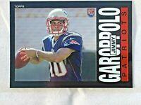 2014 TOPPS CHROME Football RC CARD 1985 RETRO #3 Jimmy Garoppolo