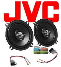 JVC Lautsprecher für RENAULT CLIO II 1998 - 2005 Türen vorne 2-Wege Koax 250 W