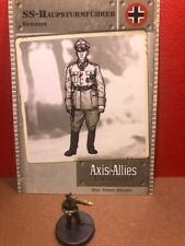 Axis & Allies Base set #: 37/48 SS-Haupsturmfuhrer