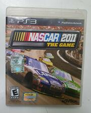 Nascar 2011 - Playstation 3 Ps3