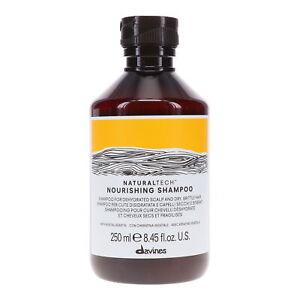 Davines • NaturalTech Nourishing Shampoo • 8.45 oz • New