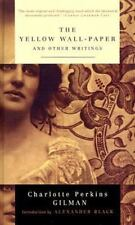 Yellow Wallpaper and Other Writings Library Binding Charlotte Perkins Gilman