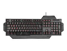 Speedlink Rapax Gaming Tastatur - schwarz