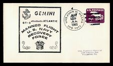 DR WHO 1965 GEMINI MANNED SPACE FLIGHT RECOVERY USS JOHN WEEKS NAVY SHIP C199851