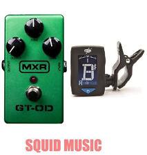 MXR M-193 GT-OD Overdrive Guitar Effect Pedal M193 ( FREE DUNLOP GUITAR TUNER )