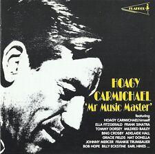 """HOAGY CARMICHAEL """"Mr Music Master"""" FLAPPER - PAST CD 7004 [CD]"""