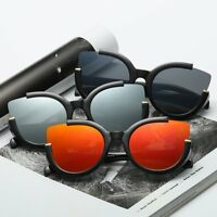 Fashion Women Men Retro Vintage UV400 Sunglasses Driving Fishing Glasses Unisex