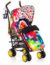 Cosatto Supa Stroller - Pixelate CT3030