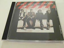 U2 - How To Dismantle An Atomic Bomb (CD Album 2004) Used very good