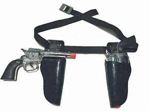 Kids Western Cowboy Toy Gun Holster Play Set NEW (See Conditions)