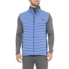 KJUS Macun Insulator Down Vest (For Men).50 .M.Blue.NWT.