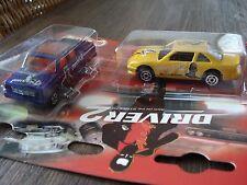 Majorette Driver 2 Buick le Sabre + Chevrolet Extended cab Pick-up