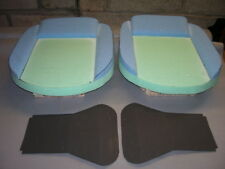 triumph spitfire mk.3. SEAT FOAM BASES (2) and boards....Europe shipping £24