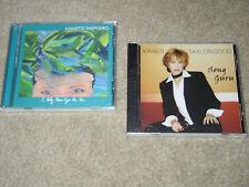 """2 New Sealed CD's Annette Shepherd """"Eyes For You & Karen Taylor-Good """"Song Guru"""""""