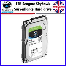 1TB SEAGATE ST1000VX005 SKYHAWK SURVEILLANCE SATA 6GB/S 64MB CACHE HARD DRIVE