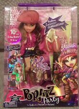 BRATZ Party Yasmin Articulated Doll 10th Anniversary 10/10/10 RARE, NEW IN BOX