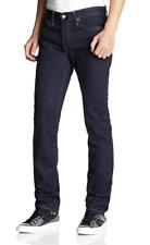 Genuine LEVIS 510 Skinny Fit Stretch Mens Jeans LEVI Indigo Dark Blue Rinse