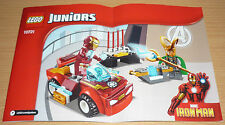 Lego Juniors Bauplan für 10721, only instruction