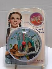 The Wizard of Oz  Magnetic Clock ~ ATA-Boy Inc. New