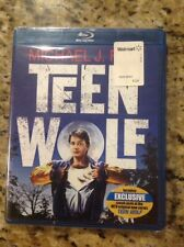 Teen Wolf (Blu-ray Disc, 2011)NEW Authentic US Release