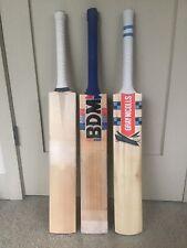3 Top Grade English Willow Bats !!! Amazing Deal