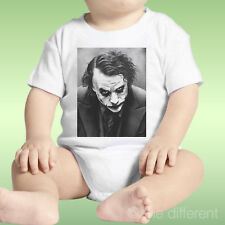 Body Newborn Unisex Joker Face Batman Gift Idea