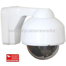 Security Camera Dome Outdoor Varifocal Lens Color CCD CCTV Home Surveillance bdp