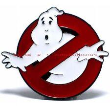 Sbu0985 Paranormal Ghost capturers Ghostbusters señal de prohibición hebilla de cinturón