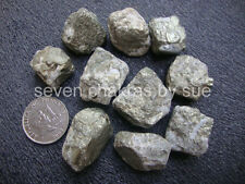 Feng Shui - Golden Pyrite Nugget Tumbled Stone Crystal