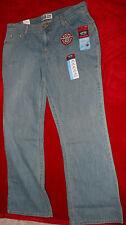 Levi Signature Jeans No Gap Waist, Low Rise Bootcut Size 14 Med