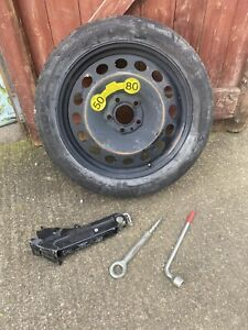 VOLVO S60/V70 2000-2009 SPACESAVER WHEEL AND TOOLKIT