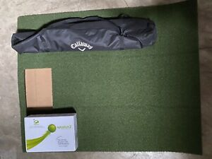 Golf-In-A-Box-OptiShot 2 Golf Simulator Combo +6 extra practice balls