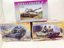 MODEL KIT DRAGON 1/72 SCALE ARMOR PRO CHALLENGER 2  British Tanks